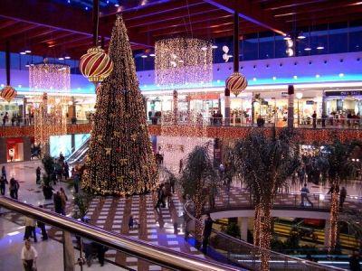 La cañada en navidad